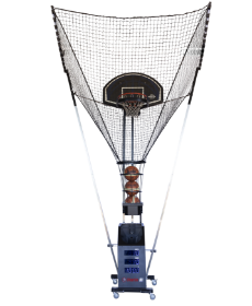 BASKETBALL SHOOTING MACHINE WITH STATISTICAL APP